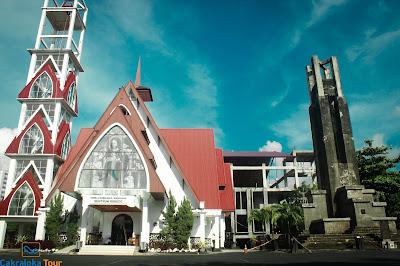 Wisata Bahari dan Sejarah Komplit Dalam City Tour Manado