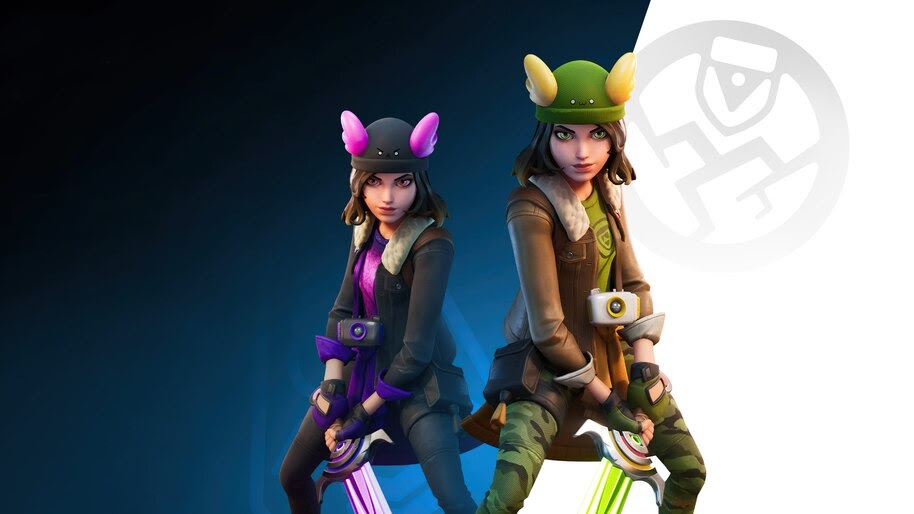 Fortnite, Skye, Shadow, Ghost, Skins, 4K, #7.1782
