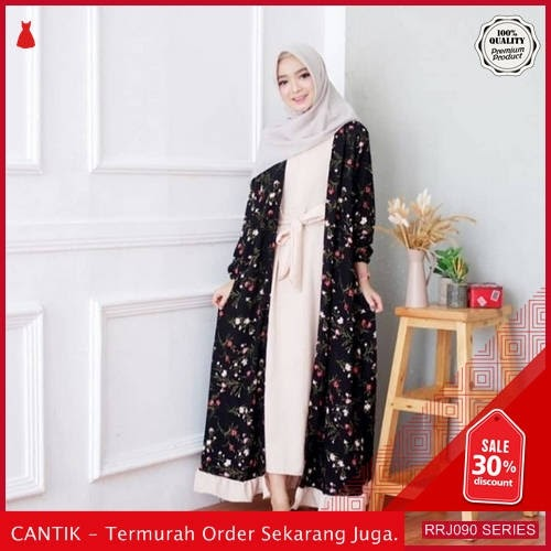 Jual RRJ090D129 Dress Ibel Maxy Wanita Sf Terbaru Trendy BMGShop