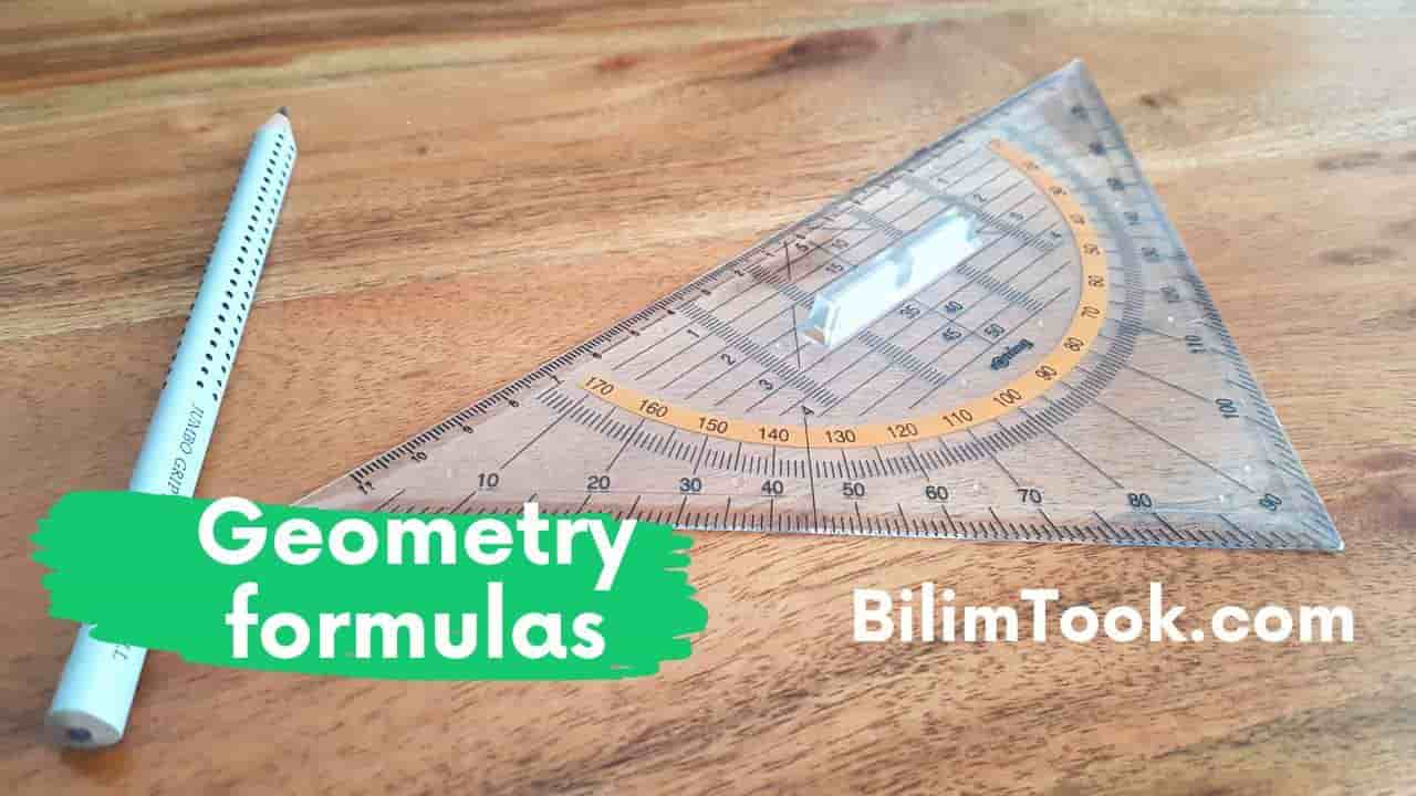 Geometry Formulas Book PDF - Download