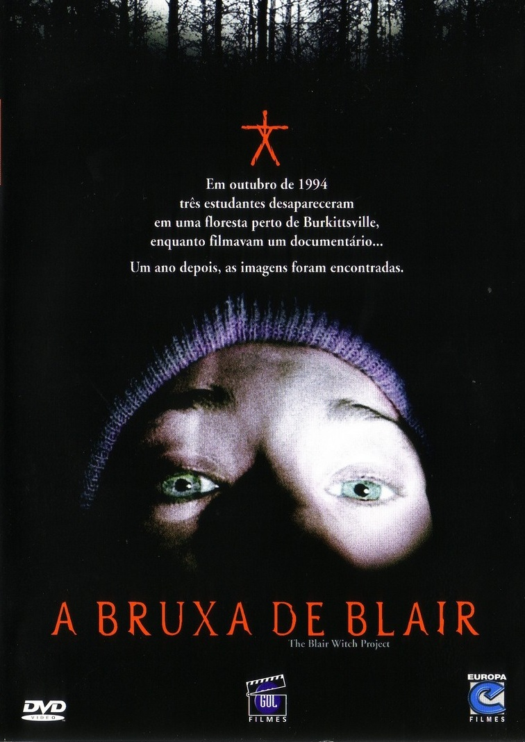 Poster do filme Bruxa de Blair