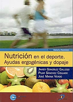 Nutricion en el deporte ayudas ergogenicas y dopaje