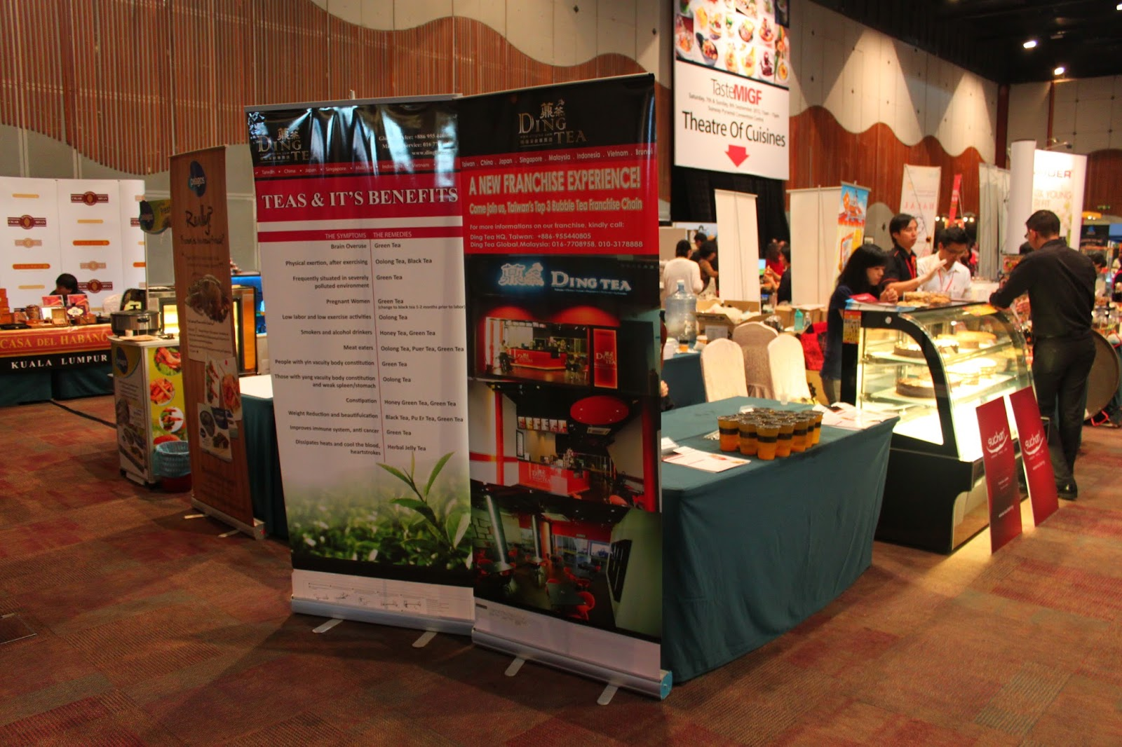 Taste Malaysian International Gourmet Festival (TasteMIGF) Event