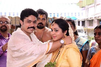 Actor-Harish-Doctor-Abinaya-Marriage-Stills-10