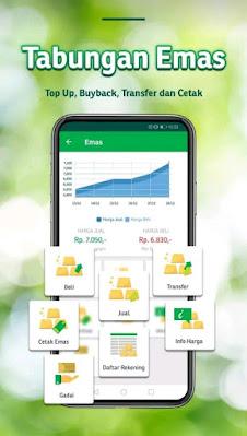 Tabungan Emas di Aplikasi Pegadaian Digital