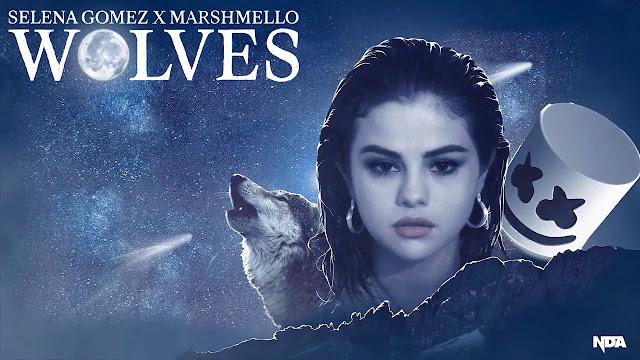 Download Lagu Selena Gomez, Marshmello - Wolves