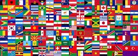 Массовая медитация для Истины, Любви и Планетарного Мира 29 сентября 2019 20190722-global-flags