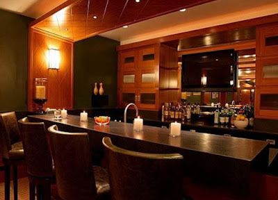Interior Decorating Plans for your Home Bar