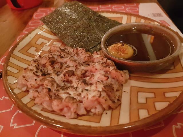 Ko Ba Izakaya o boteco japonês de Ipanema