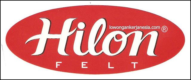 lowongankerjanesia.com HILON FELT