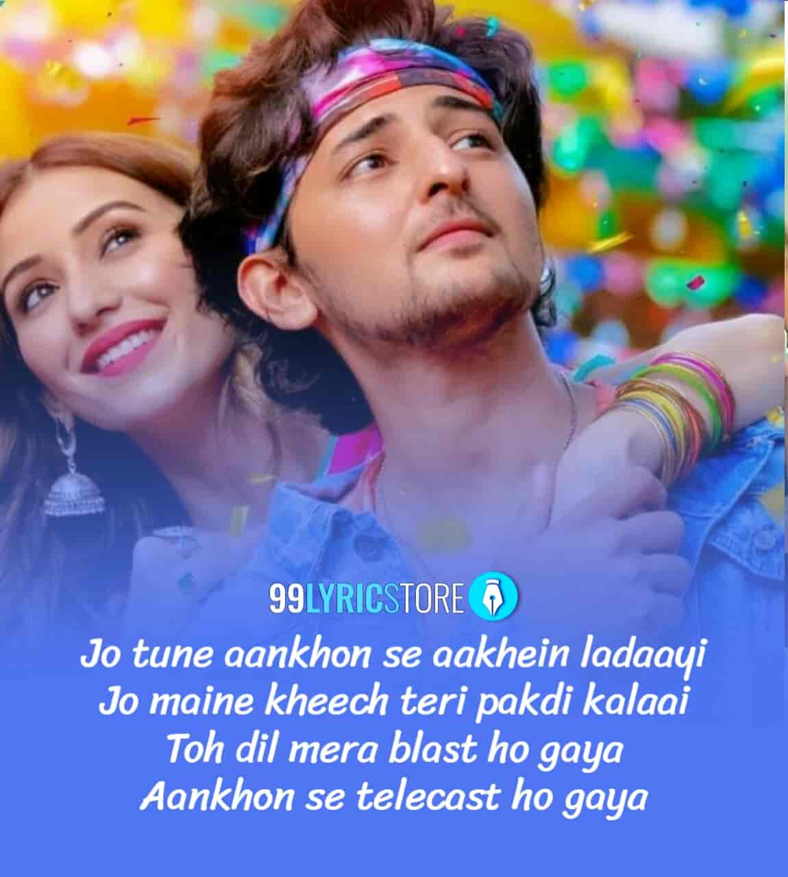 Dil Mera Blast Hindi song sung by Darshan Raval