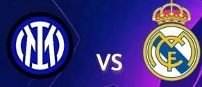 Resultado Inter Milan vs Real Madrid champions 15-9-21