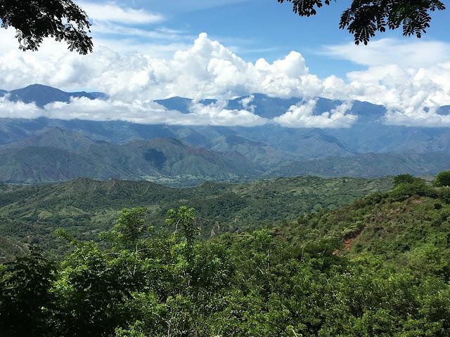Radioreise Podcast in Kolumbien