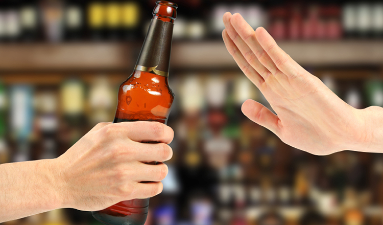 Avoid Alcohol and alternative Drugs