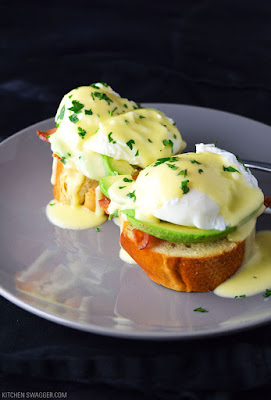 Eggs Benedict with Avocado Recipe
