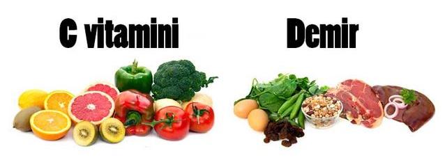 demir vitamini ile ilgili görsel sonucu