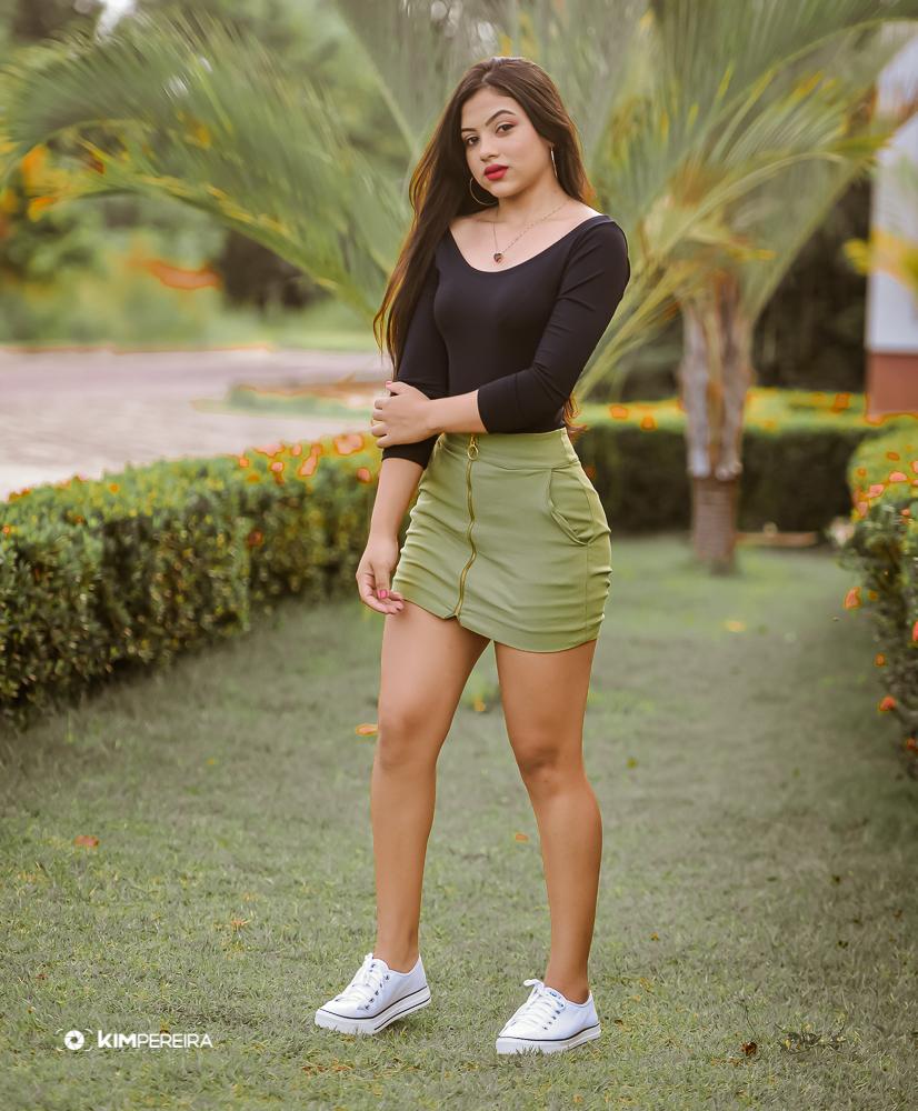 Ensaio | Otília dos Anjos, 18 Anos