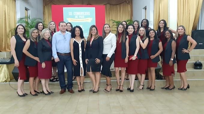 Colégio Batista de Pedreiras realizou o III congresso de Pais.......