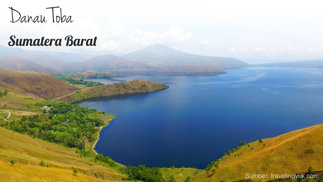 Tempat Wisata Istimewa Sumatra Danau Toba