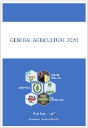 GENERAL  AGRICULTURE 2020 LATEST EDITION PUBLISHED
