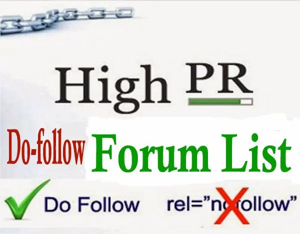 List of 100 quality forums for seo