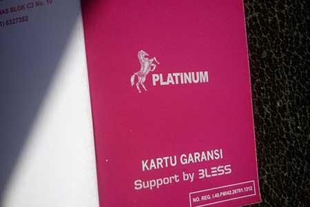 Nomor Call Center CS Garansi Platinum