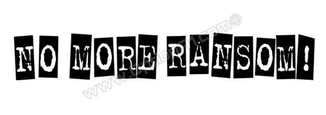 اداة فك تشفير الملفات المشفرة بفيروس الفدية The No More Ransom Project [Decryption Tools]