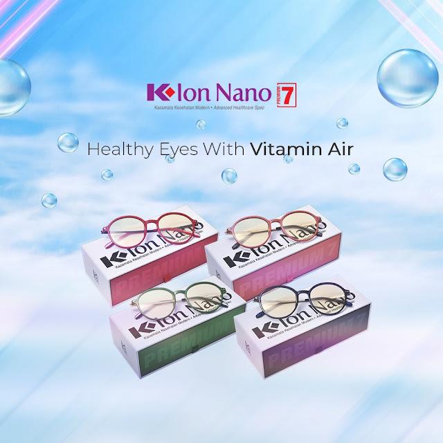 Kacamata terapi, kacamata kesehatan, kacamata k-link
