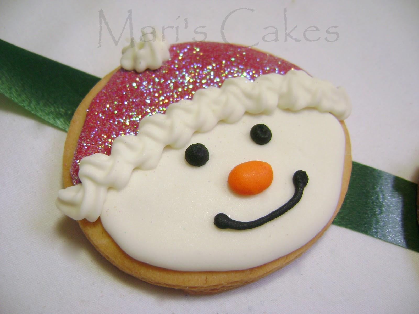 Imagenes De Galletas De Navidad Decoradas.Galletas Decoradas Navidad 2011 Mari S Cakes