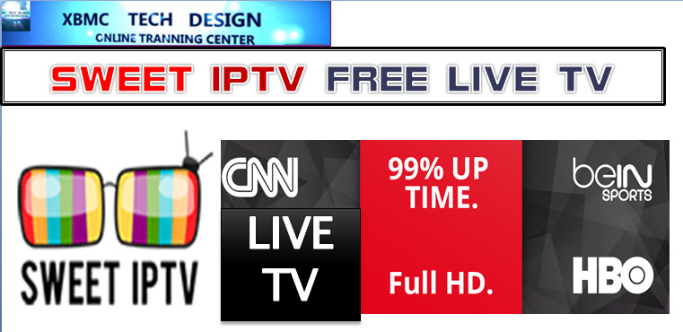 Download Install Free SweetIPTV For Watch LiveTV,Movie,TVShow on Android,PC or Other Device Through Internet Connection with Using Browser.     Quick Install SweetIPTV Watch Free World Premium Cable TV,Movie or TV Shows on Any Devices