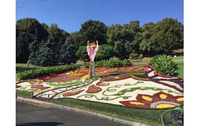 Київ, виставка квітів