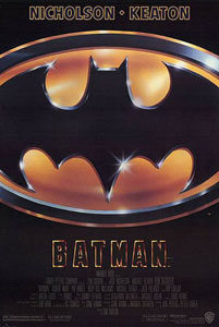 Poster original de Batman