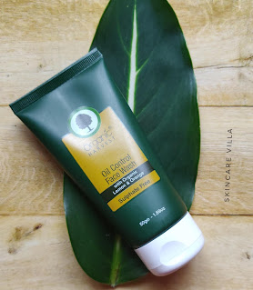 Organic Harvest Oil Control Face Wash Review