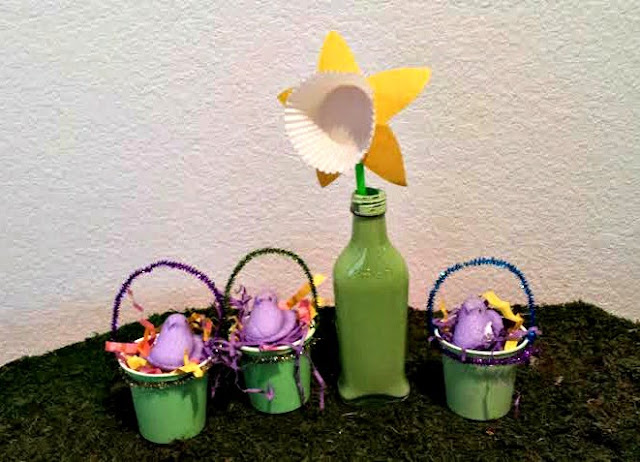 Kids' Crafts, DIY, Upcycled