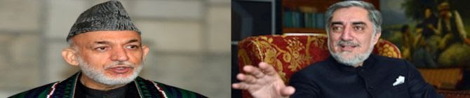 Hamid Karzai, Abdullah Abdullah 'Effectively' Under House Arrest In Kabul: Report
