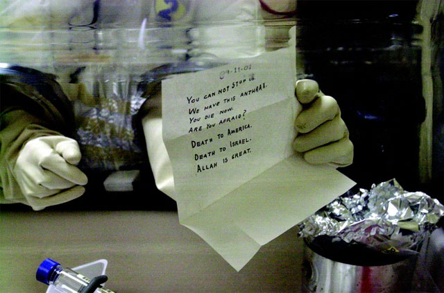 Surat Anthrax