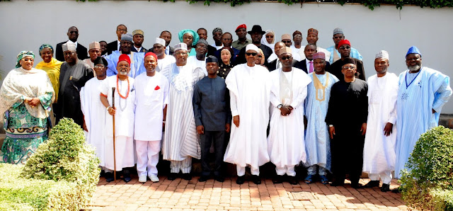 Just in: President Buhari to reshuffle cabinet after outcry