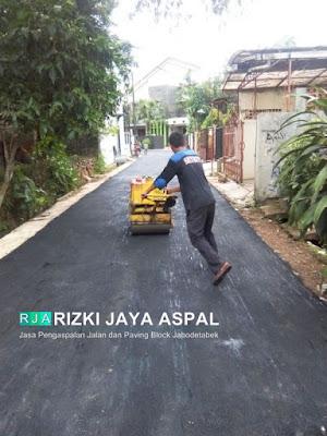 Rizki Jaya Aspal, Jasa Pengaspalan Jalan, Jasa Aspal Hotmix, Kontraktor Pengaspalan