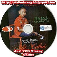 Adit Cubai - Pak Muk (Album)
