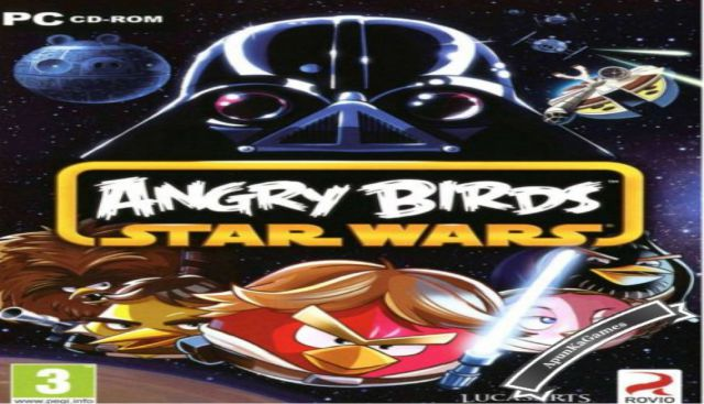 Angry Birds Star Wars 1 PC Game Free Download