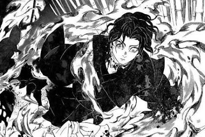 Kimetsu no Yaiba (Demon Slayer) Chapter 188: Tanggal Rilis Resmi