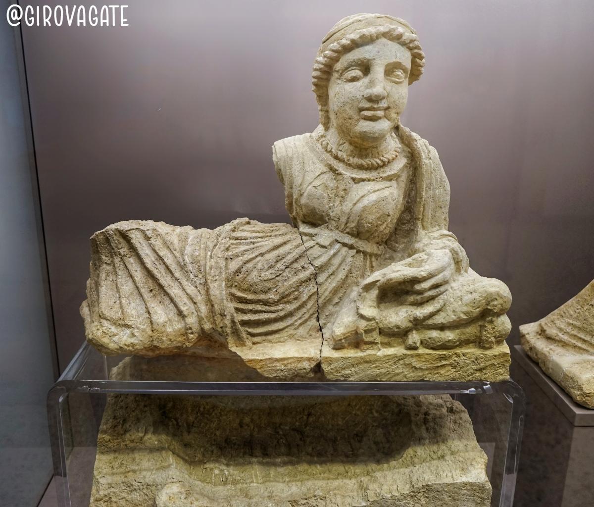 Museo archeologico Capannoli Villa Baciocchi