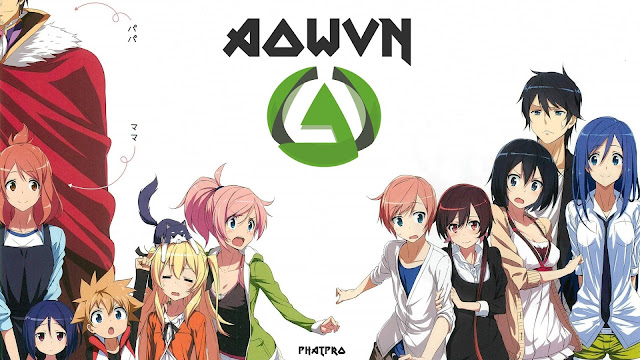 AowVN.org%2B %2BPhatpro%2B%25282%2529 - [ Anime 3gp Mp4 ] Joukamachi no Dandelion BD | Vietsub - Đời Thường Hài Hước
