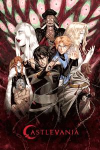 جميع حلقات الأنمي Castlevania S3 مترجم