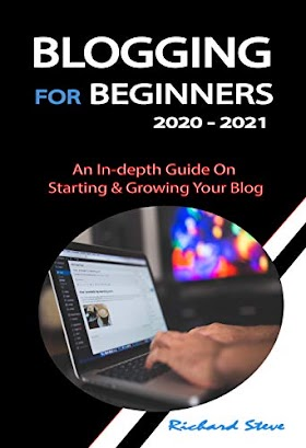 BLOGGING FOR BEGINNERS 2020 - 2021