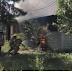 Incendio arrasa con enseres de una vivienda en Estelí