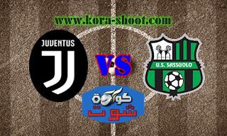 مشاهدة مباراة يوفنتوس وساسولو بث مباشر 10-02-2019 الدوري الايطالي