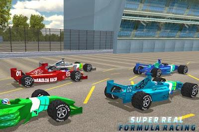 Fast Formula Car Racing Mod Apk Full Premium