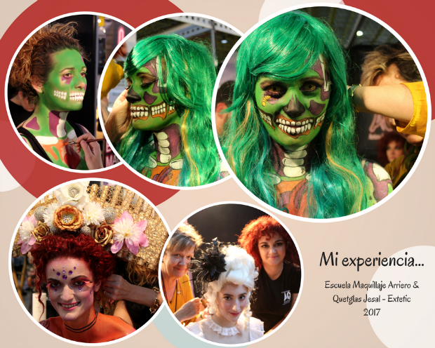Concursos Maquillajes Jesal Extetic 2017