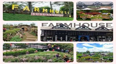 Wisata dekat villa istana bunga parongpong